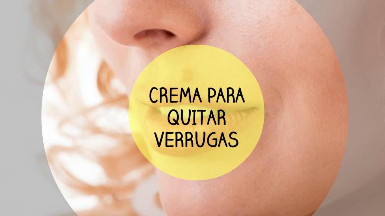 crema para eliminar verrugas en el cuello