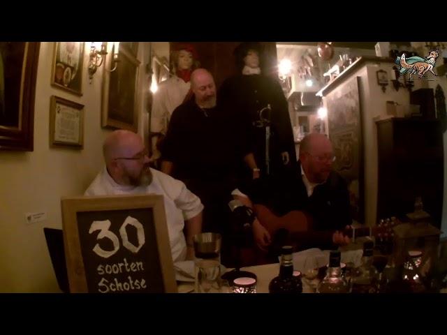 De Vliegende Vos Live ~Whisky Tasting