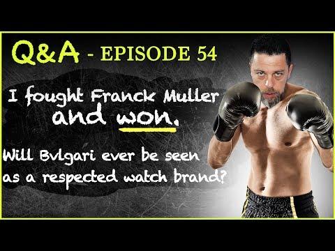 Q&A #54 Is Richard Mille The Next Franck Muller?