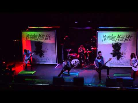 Memphis May Fire - Full Set Live at The Agora in Cleveland