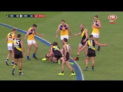 Round 3 AFL - Richmond v West Coast Eagles Highlights
