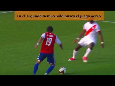 Movistar Deportes: Análisis táctico Perú - Paraguay