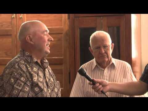 Sheridan History with Al Strack & Lee Gordon  8-16-13