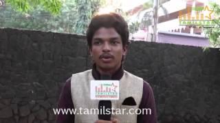 Sriram At Kamar Kattu Team Interview