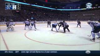 10.03.2015 Winnipeg Jets vs. St. Louis Blues