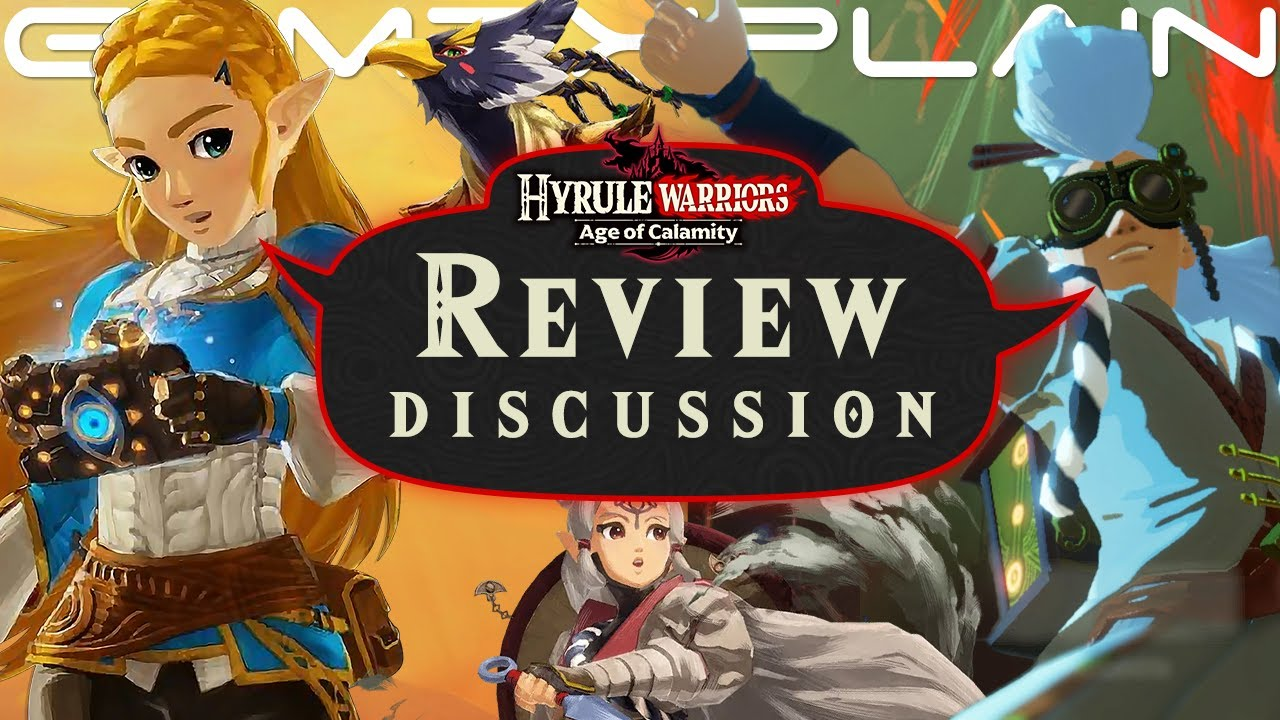 Hyrule Warriors Age Of Calamity Review Discussion No Spoilers Youtube