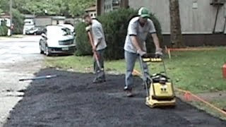 Fixit #3: Paving my driveway, the cheap way