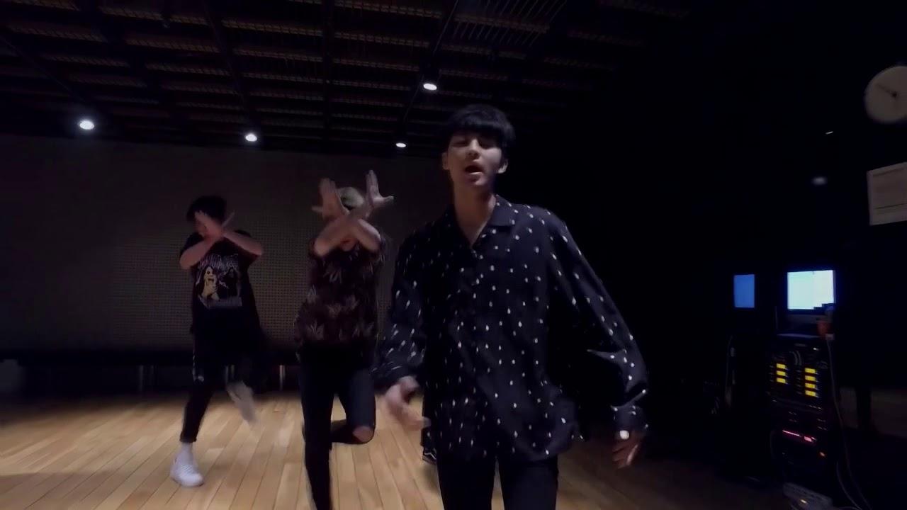 iKON - Killing Me dance (Mirror/Slow 80%)