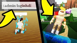 GETTING ADMIN COMMANDS ON POKEMON FIGHTERS EX! (Roblox)