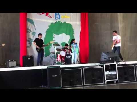 Zyklon C - Alto al fuego (cover de Alux Nahual) - segundo lugar Juventud 2014