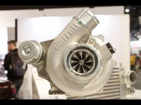 SEMA 2018: Garrett's New G25 Turbos Designed Specifically for 1 8 to 3 0L  Engines
