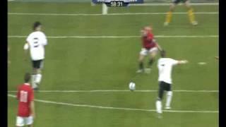 Norge slår Tyskland 11.02.2009
