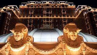 澳門巴黎人酒店 巴黎鐵塔夜景