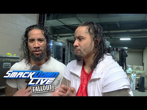 Why exactly do The Usos feel cheated?: SmackDown...