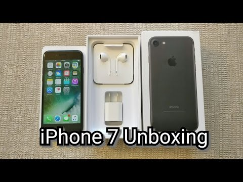 iPhone 7 Unboxing - T-Mobile Version