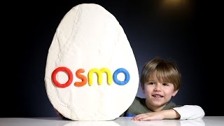 Osmo Giant Surprise Egg made of Play-Doh thumbnail