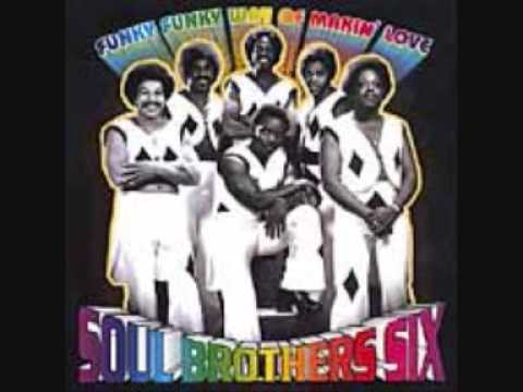 Soul Brothers Six What Can You Do When You Aint Got Nobody