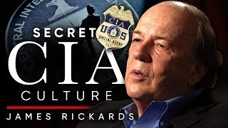 JAMES RICKARDS - SECRET CIA CULTURE - What Is The Unknown Culture Of The CIA? | London Real