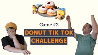 Donut Tik Tok Challenge