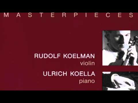 Liebesleid Kreisler - Rudolf Koelman , Ulrich Koella