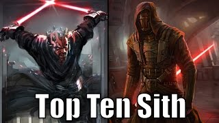 star wars sith history