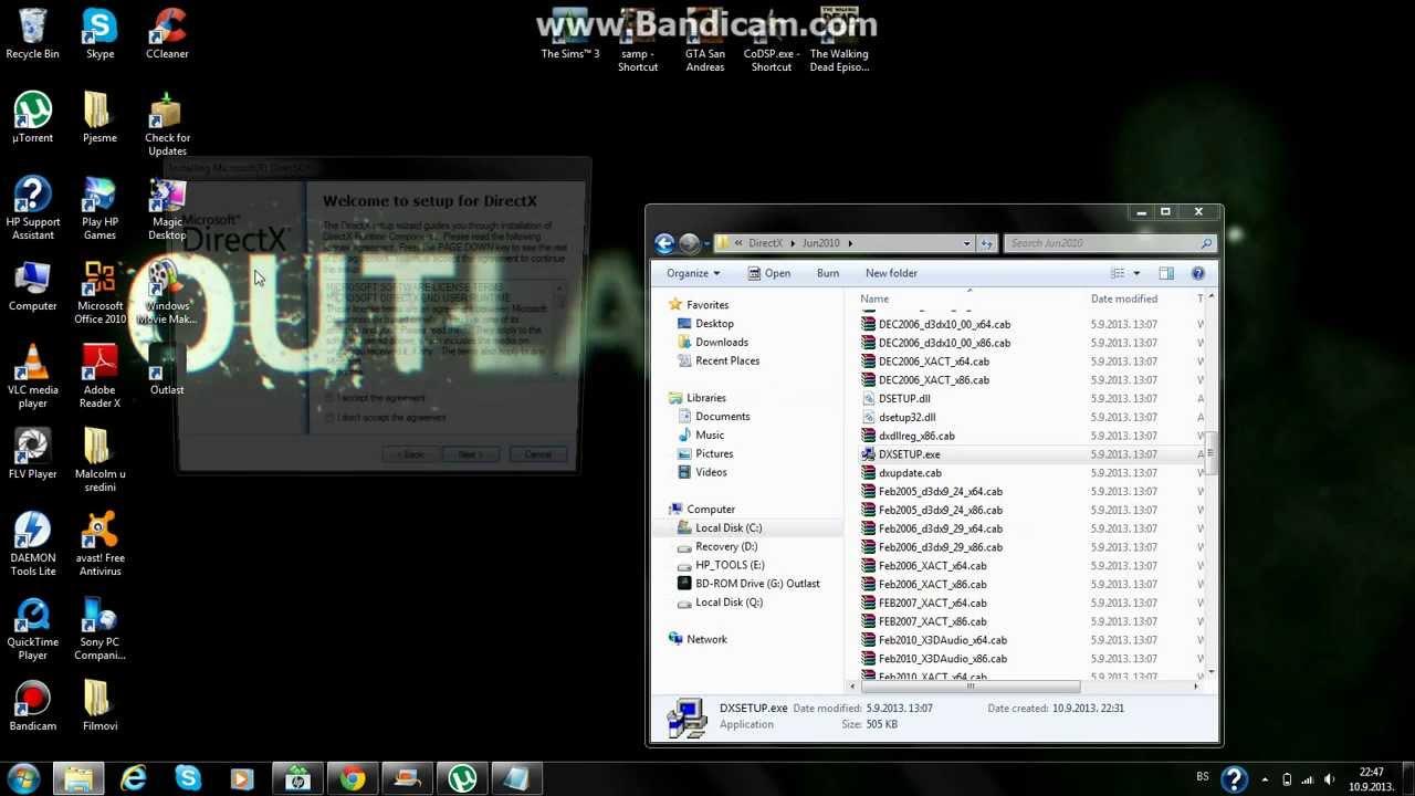 how to choose desktop sound obs