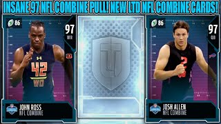 WE ACTUALLY GOT A GOOD PULL! FREE 97 NAT NFL COMBINE PLAYER! UL SATURDAY! MADDEN 19 ULTIMATE TEAM!