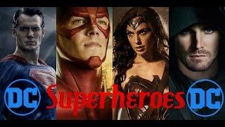 Download Lagu The Script - Superheroes | Dc Comics Tribute | HD Mp3