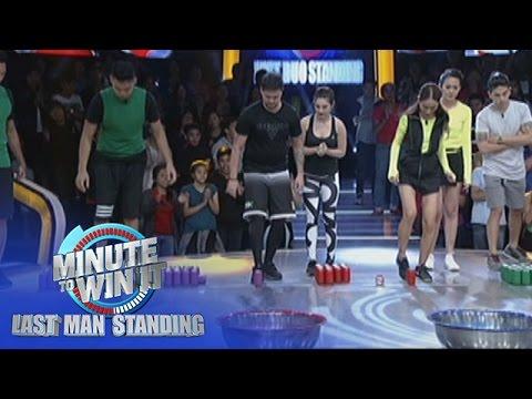 Kick Off   Minute To Win It - Last Duo Standing