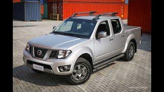 Avaliação / Review Nissan Frontier SV Attack 2013 / 2014 / 2015