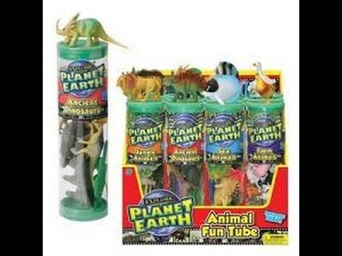 How To Line Up Your Sea Animals Toys Youtube