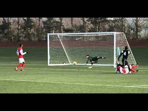 Nike Academy vs Arsenal