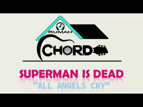 Superman Is Dead All Angels Cry Cover