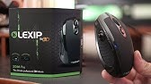 d561fde1989 Lexip Pu94 Revolutionary 3D Gaming Mouse at CES 2019! - YouTube