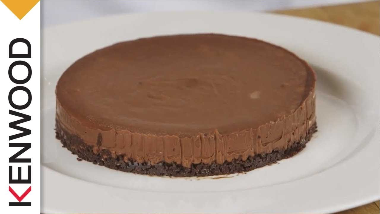 Raymond Blanc Flourless Chocolate Cake Recipe