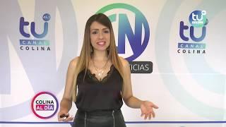 Colina al Día 2 de diciembre inauguración cancha Las Canteras