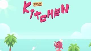 Toca Kitchen Sushi Game Play