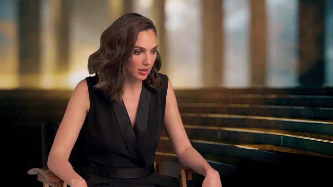 Wonder Woman Hd 2017 Diana Interview Gal Gadot