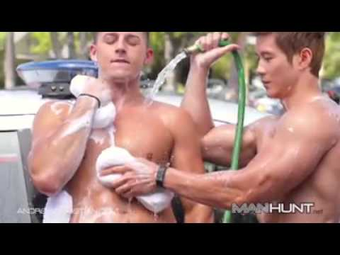 Andrew Christain-Police Car Wash