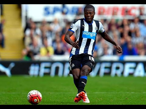 Chancel Mbemba - August and September - (2015/16) - Newcastle United