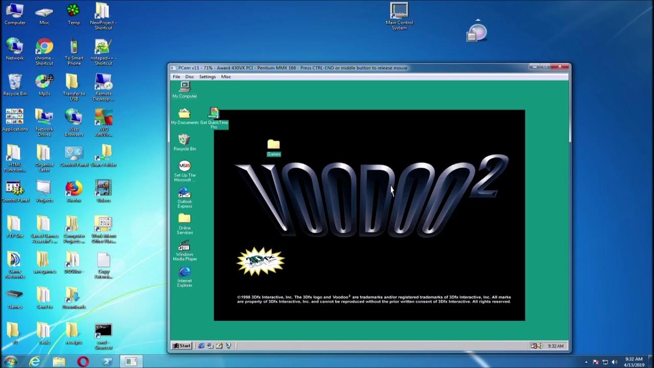 PCEM Emulator Tutorial – This is my website