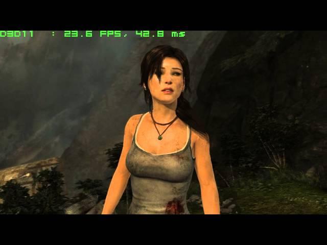 Benchmark Win 10 x Win 8 1 Tomb Raider + HD 5770