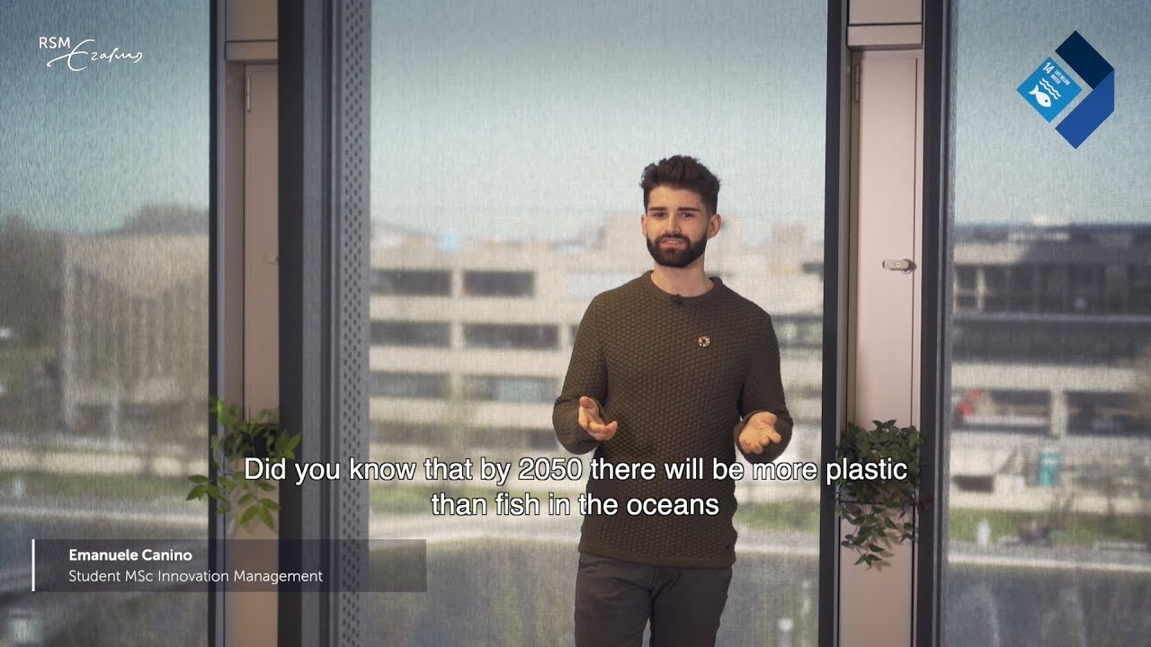 SDG 14: Explaining life below water