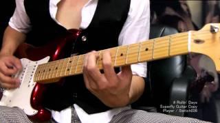 Rollin' Days Superfly ギターコピーHD