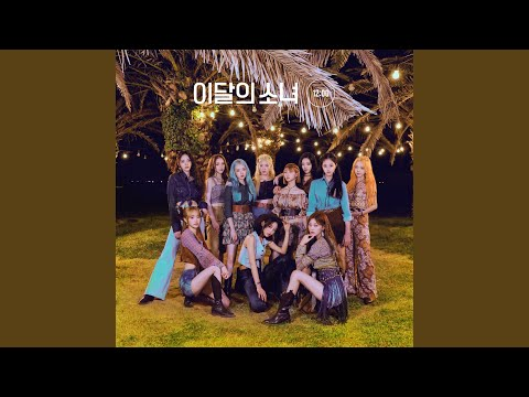 Youtube: Star (Voice English Ver.) / LOONA