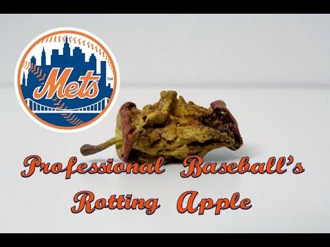 The New York Mets: Professional Baseball's Rotting Apple