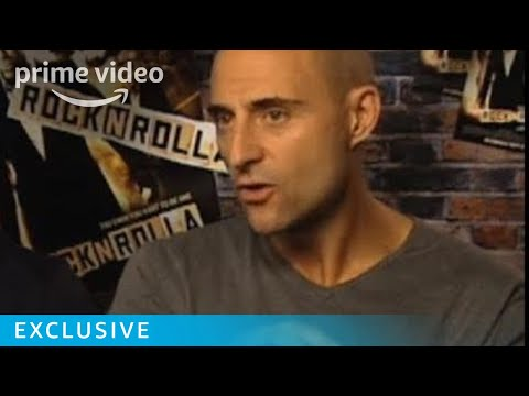 Toby Kebell & Mark Strong - Funny Rock n Rolla interview | Prime Video
