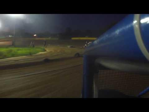 Hamlin Speedway Rookie 600 Feature 8-6-16