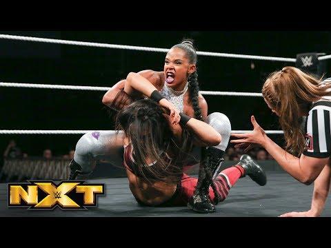 Deonna Purrazzo vs. Bianca Belair: WWE NXT, Aug. 22, 2018