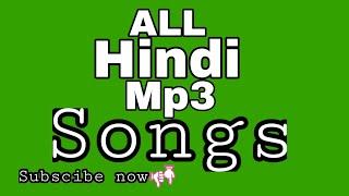 All Superhit Hindi Mp3 Songs  